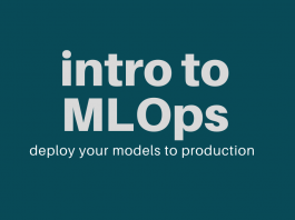 introduction to mlops